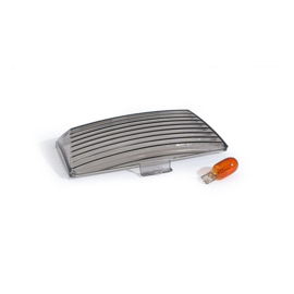 Fender Lens FRONT - Smoke (with orange bulb)