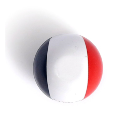 Valve Caps - French Flag / Dutch Flag - France / Netherlands - Triktopz