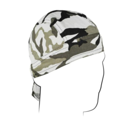 Bandana Cap - Flydanna, Urban Camouflage, ARMY - USA brand