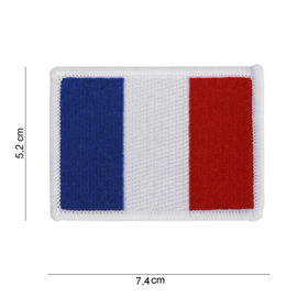 Patch - France - French Flag (small)