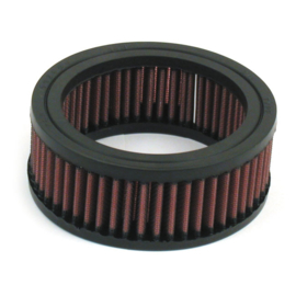 """K&N, AIR FILTER ELEMENT - 13.5 x 5.1 for 6"""" AIR CLEANERS"""