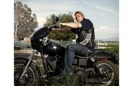 Harley-Davidson - Sons of Anarchy  Jax Dyna Super Glide