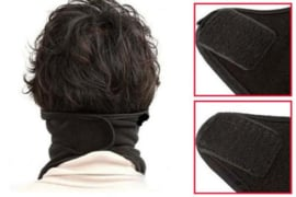 Face Mask - Neoprene - Fleece - Air Ventilation System