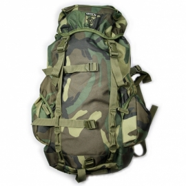 Recon BackPack - Rain Protector - Woodland Camouflage - 15/25/35 ltr