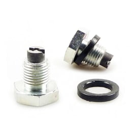 """DRAIN PLUG, MAGNETIC - 1/2""""-20 HEX STYLE"""
