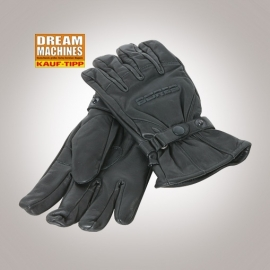 Gloves - Bores Motorcycle Gloves - Classico BLACK