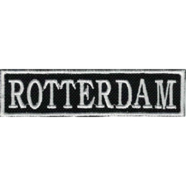 PATCH - ROTTERDAM- Stick - 95mm WHITE
