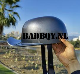 Pro Cap Helmet, Glossy Grey