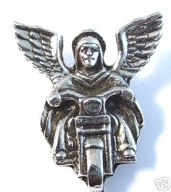 Pin - Biker Guardian Angel