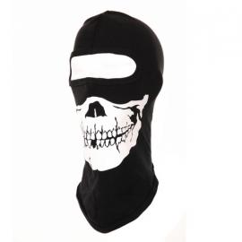 Bikvakmuts - Balaclava Face Mask - Skull - made by Fosco