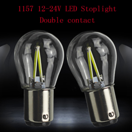 LIGHT BULB LED,  DUAL FILAMENT 1157 REPL- TAILLIGHT