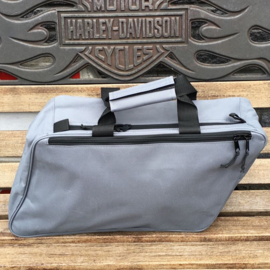 Touring Saddlebags Liners - Limited Edition - Grey (Gray) Bags