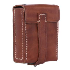 Tobacco Box Holster / Leather Vintage