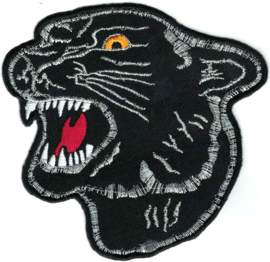 Patch - Oldschool tattoo - Black Panther