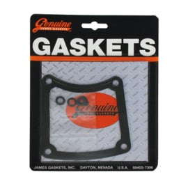 JAMES GASKET, INSP. CVR STEEL/RUBBER  85-94 FXR; 85-06 FLT/FLHR