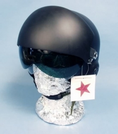 Pilot MIG Helmet, Black or White
