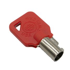 RED Key for Harley-Davidson - set of 2 red HD keys!