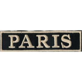 389 - Golden PATCH - Flash / Stick - PARIS - France