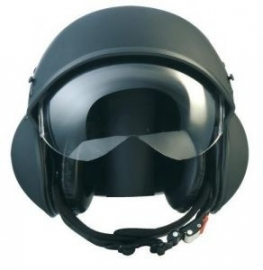 Dark VISOR - RB850 - ECIEC - B2 Mono Pilot Fighter - Visor Only