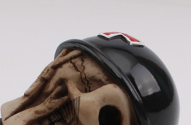 Skull Red Cross Helmet Shift Knob - Shifter