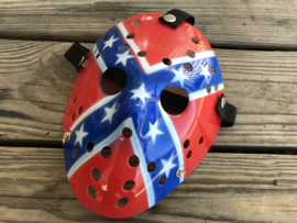 Face Mask - Full - Friday the 13th Jason - Rebel Edition