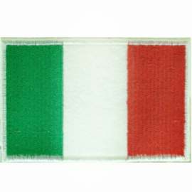 PATCH - Italian Flag - Italia - Italy