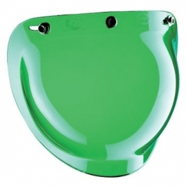 Bandit Jet - Bubble Visor Green