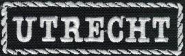 298 - PATCH - Flash / Stick with rope design - UTRECHT - UTREG
