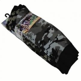Socks - 3 pair Camouflage socks - Sokken