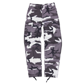 BDU Combat trousers - Urban Camouflage