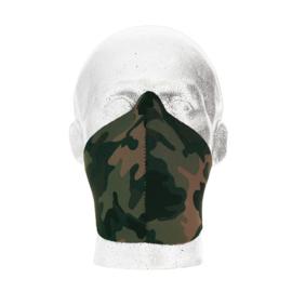 Bandero Face Mask - Camouflage