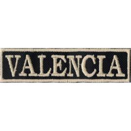 391 - Golden PATCH - Flash / Stick - VALENCIA - Spain
