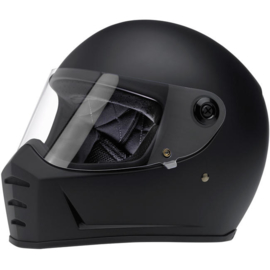 Biltwell - Lane Splitter Helmet - Flat Black (DOT)