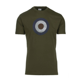 T-shirt RAF Royal Air Force - Black or Green