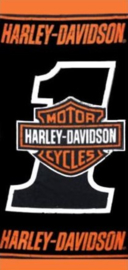 Tunnel / Tube - Number One - Harley-Davidson