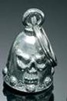 Gremlin Bell - Guardian Bell - Stud - Skull - Kuryakyn USA