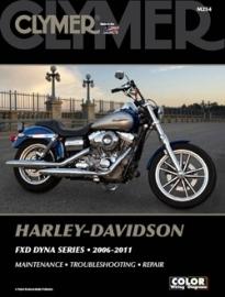Book - Clymer Harley-Davidson FXD Dyna Series 2006-2011