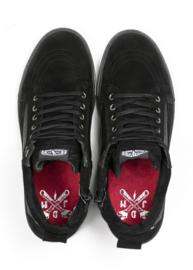 John DOE - Motorcycle Sneakers - NEO - Black/Black