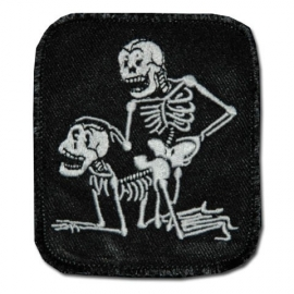 PATCH- Skeletons fucking in Soggy Style