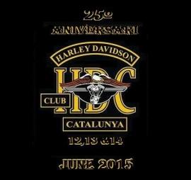 2015/06, 12-13-14 jun. - La Cantera - Harley Davidson Club Catalunya
