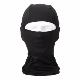 Ninja Bivak Face Mask - Black - Breathable - Multi-Use