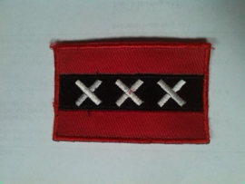 Patch -  AMSTERDAM - Small