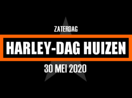 2020/05, 30 mei - Harleydag Huizen (ride out Cruisaders RC)