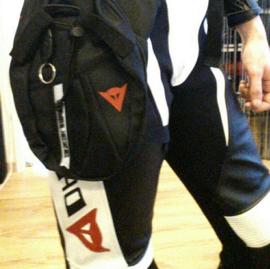 Hip / Leg Bag - Black - Multifunction