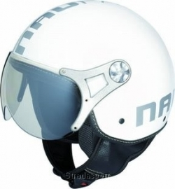 Nau - Fashion Helmet - Glossy White - ECE 22.05