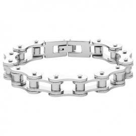 Et Nox - Hard & Heavy - Bracelet - Bike Chain (19cm)
