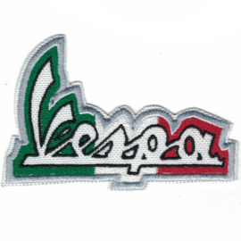 PATCH - VESPA with Italian Colours