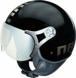 Nau - Fashion Helmet DeLuxe - Glossy Black - ECE 22.05