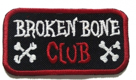 Patch - Broken Bone Club