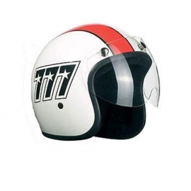 Bandit JET - Shorty Visor - CLEAR